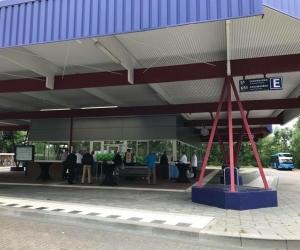Busstation Dokkum
